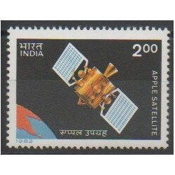India - 1982 - Nb 723 - Space