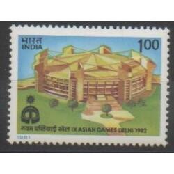 India - 1981 - Nb 690 - Various sports