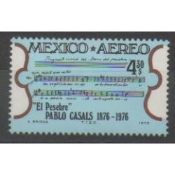 Mexique - 1976 - No PA419 - Musique