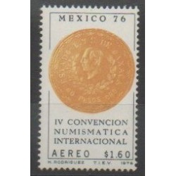 Mexique - 1976 - No PA408 - Monnaies, billets ou médailles