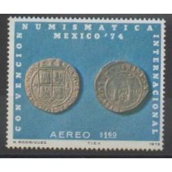 Mexique - 1975 - No PA390 - Monnaies, billets ou médailles