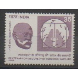 India - 1982 - Nb 707 - Health