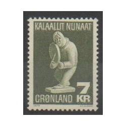 Greenland - 1979 - Nb 105 - Art