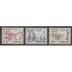 Groenland - 1984 - No 136/138 - Polaire