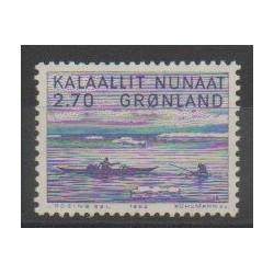 Groenland - 1982 - No 124 - Peinture