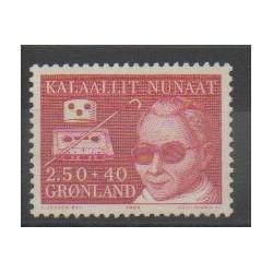 Groenland - 1983 - No 130 - Santé ou Croix-Rouge