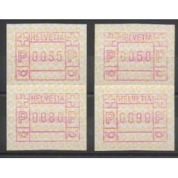 Suisse - 1990 - No TD8