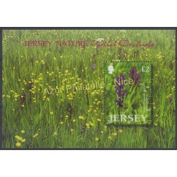 Jersey - 2003 - No BF 47 - orchidées