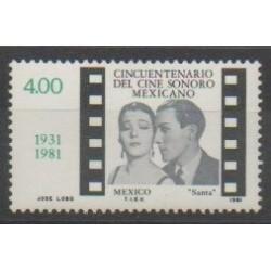 Mexique - 1981 - No 943 - Cinéma