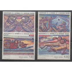 Mexique - 1979 - No 868/869 - PA499/PA500 - Peinture