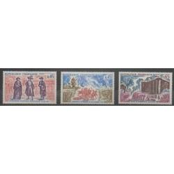 France - Poste - 1971 - No 1678/1680 - Révolution Française