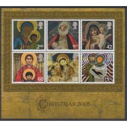 Grande-Bretagne - 2005 - No BF 36 - Noël