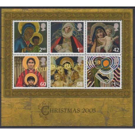 Great Britain - 2005 - Nb BF 36 - Christmas
