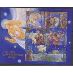 Guernsey - 2002 - Nb BF 49 - Christmas