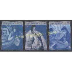 San Marino - 2008 - Nb 2148/2150 - Christmas