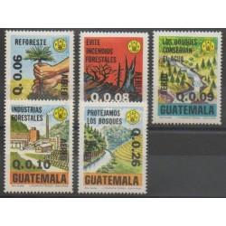 Guatemala - 1979 - No PA669/PA673 - Environnement