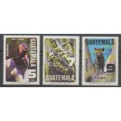 Guatemala - 1979 - Nb 676/678 - Birds