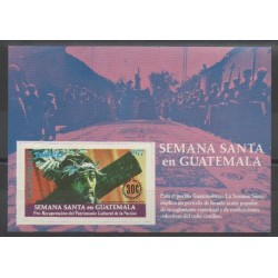 Guatemala - 1977 - No BF19 - Pâques