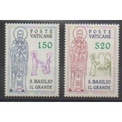 Vatican - 1979 - No 673/674 - Religion