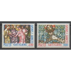 Vatican - 1980 - No 700/701 - Religion