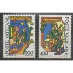 Vatican - 1980 - No 698/699 - Religion