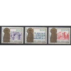 Vatican - 1984 - Nb 767/769