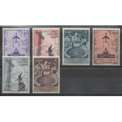 Vatican - 1967 - No PA47/PA52 - Monuments