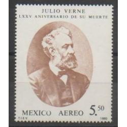 Mexique - 1980 - No PA527 - Littérature
