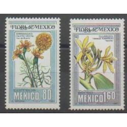 Mexique - 1980 - No 892 - PA531 - Fleurs