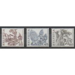 Suisse - 1984 - No 1209/1211