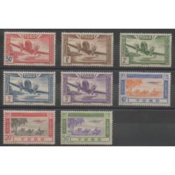 Togo - 1942 - Nb PA9/PA16