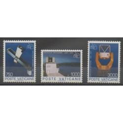 Vatican - 1991 - No 908/910 - Astronomie
