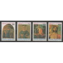 Vatican - 1992 - No 926/929 - Peinture