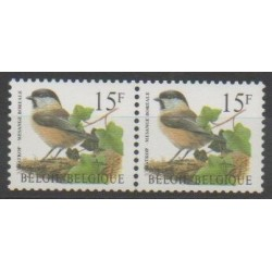 Belgique - 1997 - No 2732 - 2732a - Oiseaux