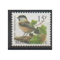 Belgique - 1997 - No 2732 - Oiseaux