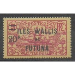Wallis and Futuna - 1924 - Nb 39