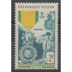 Wallis and Futuna - 1952 - Nb 156 - Mint hinged