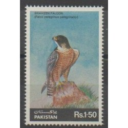 Pakistan - 1986 - Nb 650 - Birds