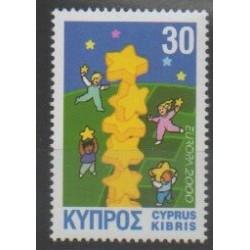 Chypre - 2000 - No 964 - Europa