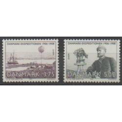 Denmark - 1994 - Nb 1080/1081 - Science - Europa