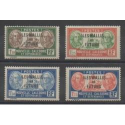 Wallis et Futuna - 1930 - No 59/60A