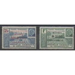 Wallis et Futuna - 1944 - No 131/132