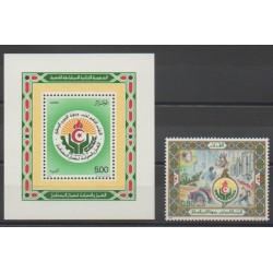 Algérie - 1983 - No 800 - BF4