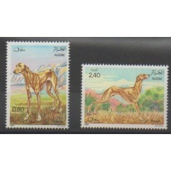 Algérie - 1983 - No 798/799 - Chiens