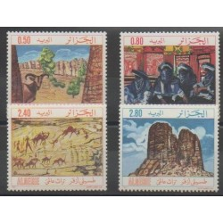 Algérie - 1983 - No 794/797