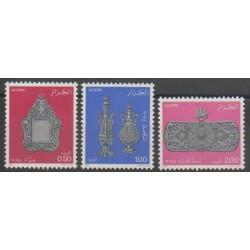 Algérie - 1983 - No 776/778 - Art