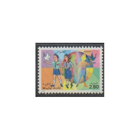Algérie - 1982 - No 770 - Scoutisme