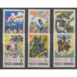 Romania - 1982 - Nb 3382/3387