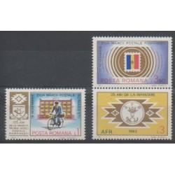 Romania - 1983 - Nb 3462/3464