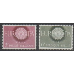 Belgium - 1960 - Nb 1150/1151 - Europa